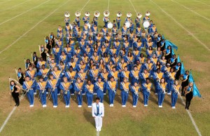 Crisp County Cougar Marching Band