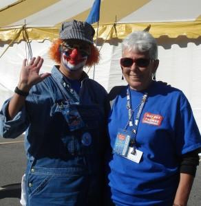 9-5 Shortline volunteers