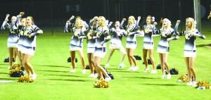 cheer leaders wild