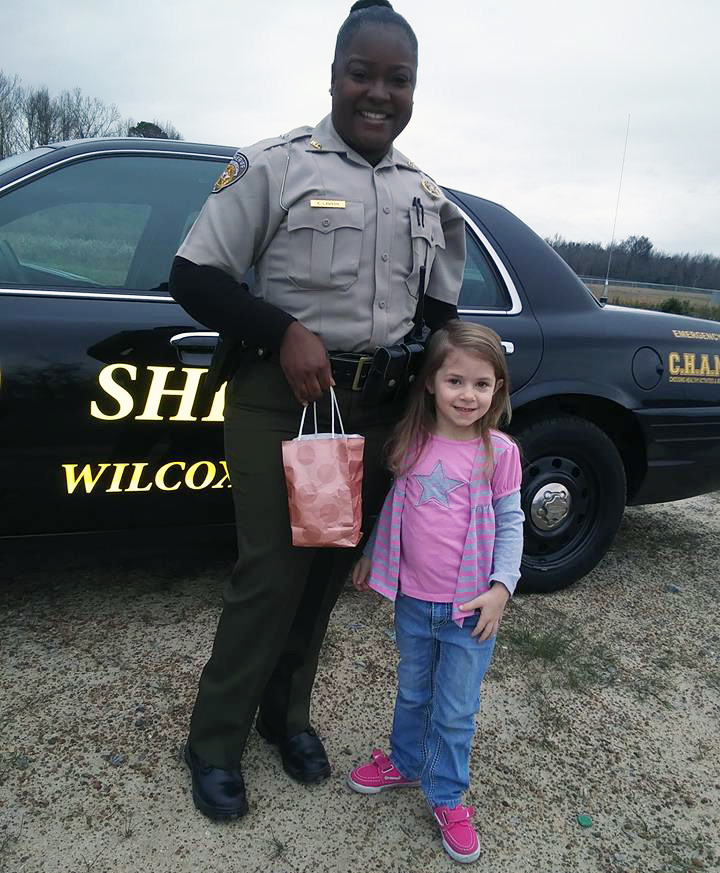 Wilcox Deputy Takes Post As Wilcox School Resource Officer